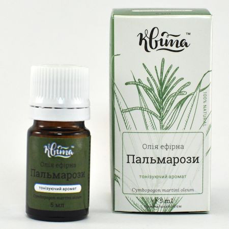 Эфирное масло Пальмарозы 5 мл