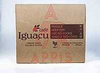 """Кофе растворимый сублимированный Бразилия Игуацу """"Iguacu"""""""