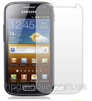 Защитная пленка для Samsung Ace 2 i8160, i8162 - Celebrity Premium (clear), глянцевая
