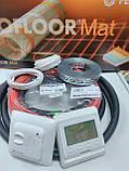 2 м2 Теплый пол Fenix IN-THERM ECO нагревательный кабель длиной 17м с регулятором, фото 3