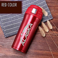 Термоc ALASKA Supreme 480 ml Cherry Red