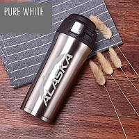 Термоc ALASKA Supreme 480 ml Metallic Silver