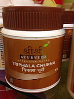 Трифала Чурна 80 г -Triphala Churna Sri Sri Ayurveda