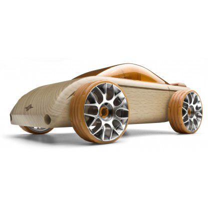 Деревянная машинка спорткар C9-S Berlinetta