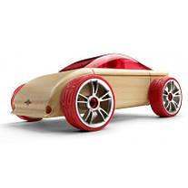 Деревянная машинка спорткар C9 Sports Car