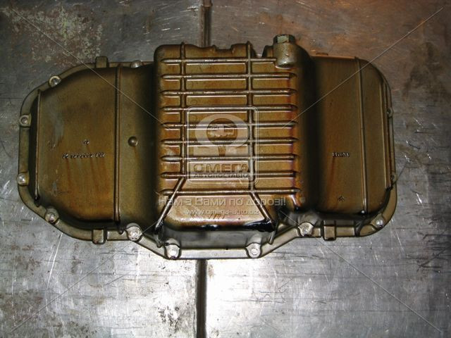 Картер масляный двигателя (поддон) 405-406 (пр-во ЗМЗ)  406.1009010-13