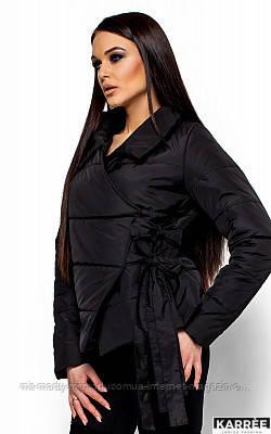 Куртка Флер черная с 42 по 48 размер К-ре