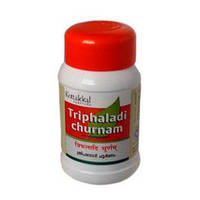Трипхалади чурна Коттаккал Triphaladi Churnam Kottakkal 50 грм