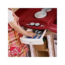 Интерактивная детская кухня и микроволновая печь For Party Step2 7678, фото 2