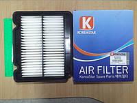Фильтр воздушный Chevrolet Aveo   96536696 / KFAD-004