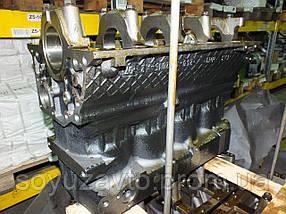 Блок цилиндров Д-245.9,12С (МАЗ, ЗИЛ,ЕВРО-1,2) (пр-во ММЗ) 245-1002001-05