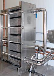 Пластинчатые охладители BouMatic