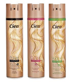 Лак для волос Cien №3 Classik 400 мл, фото 2