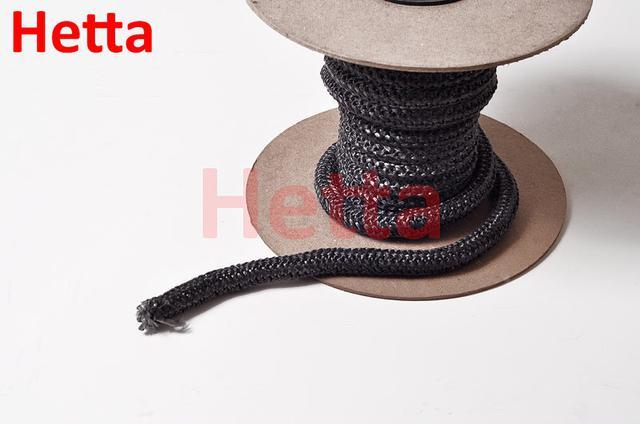 Жаростойкий шнур круглый, уплотнительный термостойкий шнур