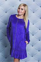 Женский велюровый халат, фото 1