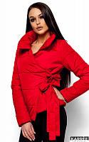 Куртка Флер краснаяс 42 по 48 размер К-ре