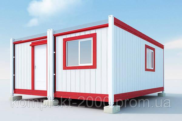 контейнер для жилья