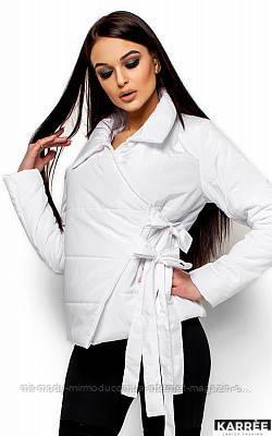 Куртка Флер белая 42 по 48 размер К-ре