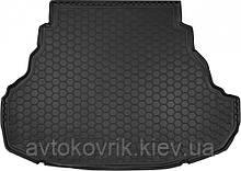 Поліуретановий килимок в багажник Toyota Camry XV50 2011- (Premium) (AVTO-GUMM)
