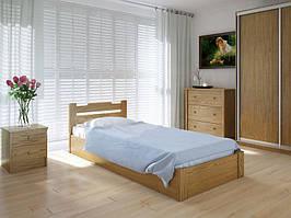 Кровать MeblikOff Сакура с механизмом (90*200) ясень