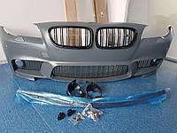 Бампер передний BMW F10 стиль М5ZPBM12