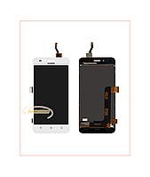 Дисплей Huawei Y3 II (LUA-U22) 3G с сенсором White