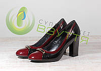 Кожаныеженские туфлиСкорпион 3716 бор 38 размер, фото 1