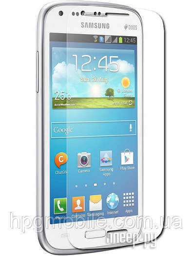 Защитная пленка для Samsung i8260/i8262 Galaxy Core - Celebrity Premium (clear), глянцевая