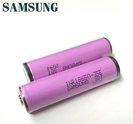 Акумулятор Samsung INR 18650 - 35E 3500 mAh з захистом