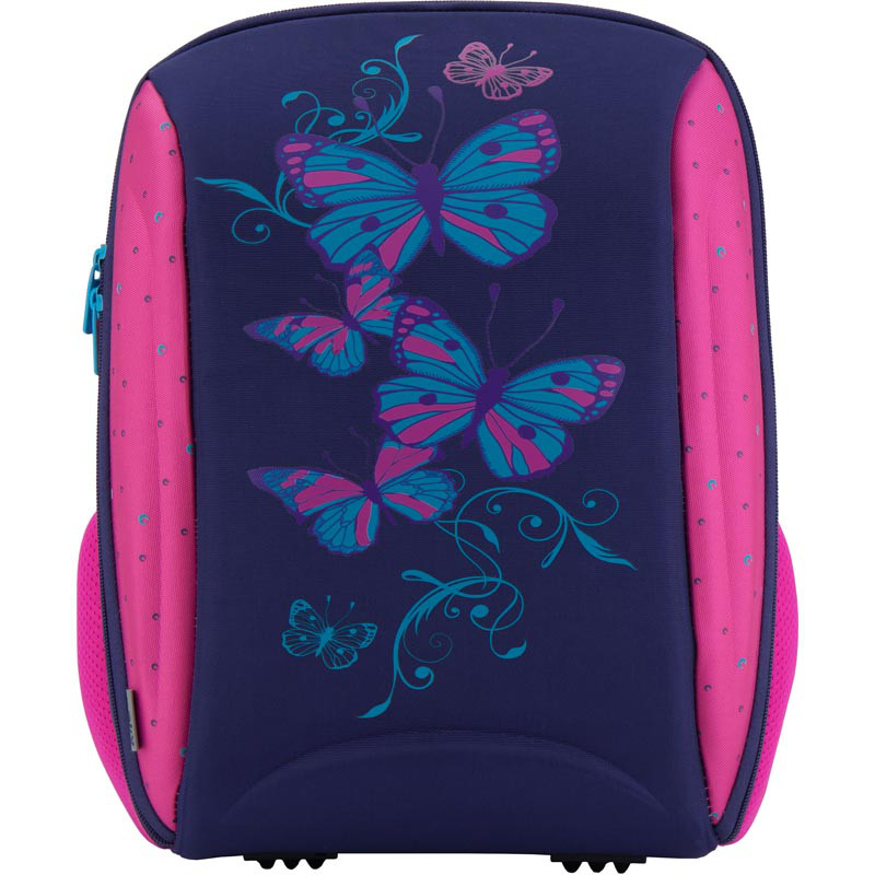 8f0ac467b3ae Рюкзак школьный каркасный Kite Butterfly K18-732M-2; рост 130-145 см ...