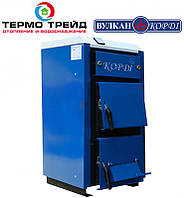 Твердопаливний котел Корді АОТВ-12 З - стандарт, 4 мм сталь