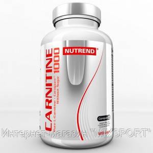 Nutrend - Carnitin 1000 caps 120 caps