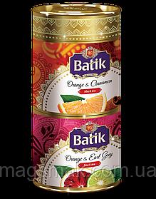 Набор чая Batik «Апельсин & Корица» & «Апельсин & Бергамот»