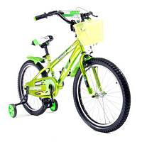 Детский велосипед двухколесный HS-01 20 д