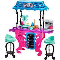 Кухонный набор Монстр Хай Страшно Горячий Кофе Monster High Fright Roast Coffee Playset