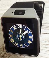 Умные часы - телефон Smart Watch DZ09, фото 1