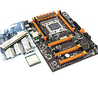 Комплект ПК, Xeon E5 2680 V2 + Huanan X79 Gaming + Память 16 Гб
