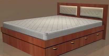 Кровать Комфорт с выдвижными ящиками, фото 2