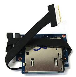 Плата для чтения карт памяти Lenovo ThinkPad E430 Ls-8135p