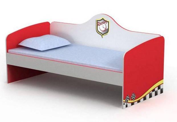 Кровать под матрас 800х1600 Dr-11-11 Driver, фото 2