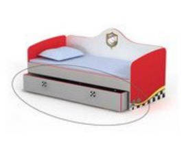 Кровать под матрас 800х1600 Dr-11-11 Driver, фото 3
