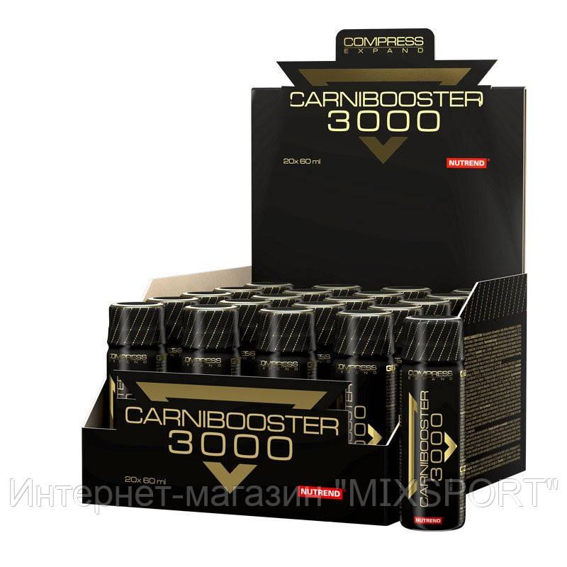 Жиросжигатель Compress Carnibooster 3000