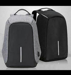 Рюкзак сумка Антивор с USB зарядкой