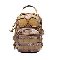 Тактический военный рюкзак OXFORD 600D Wasteland Python