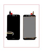 Дисплей Huawei Y3 2017 с сенсором Black Original