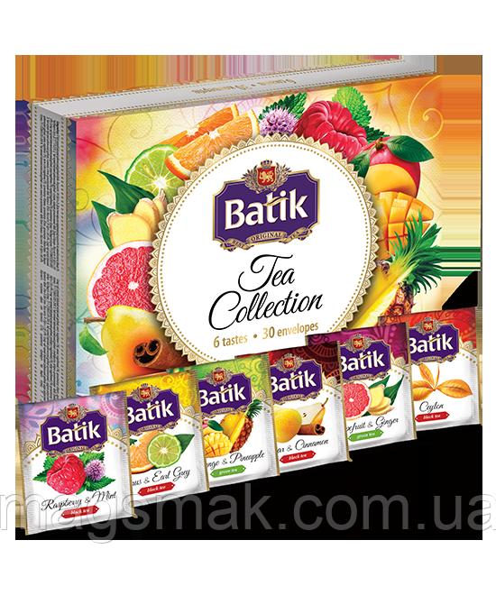 Ассорти из 6 видов чая Batik