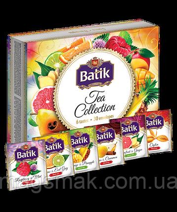 Ассорти из 6 видов чая Batik, фото 2