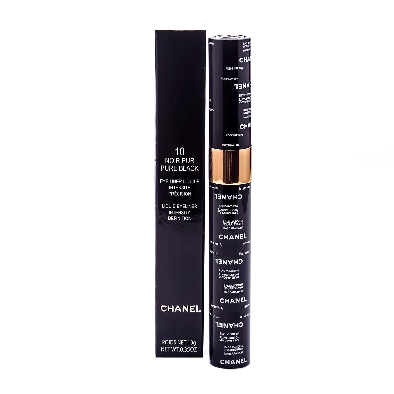 Тушь для ресниц  Chanel 10 Noir Pure Black