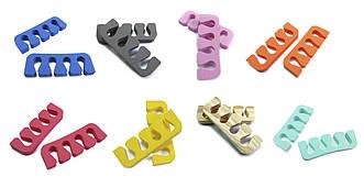 Растопырки для педикюра (разделители пальцев ног) Eva-Line 200 шт.