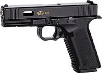 Пневматический пистолет SAS G17 (Glock 17) Blowback